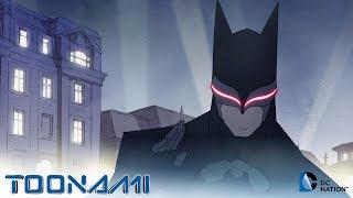 DC Nation | Batman Of Shanghai | Toonami
