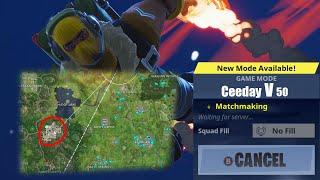Ceeday V 50 (Landing with the Enemy Team) RAGE