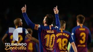 El Barcelona se proclama campeón de La Liga de España | Telemundo Deportes