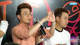 Huỳnh Lập lần đầu tuyển thành viên mới vào Hội Bắt Ma