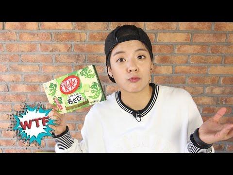 WTF - Wasabi Kit Kats feat Amber