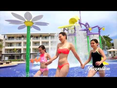 Video: Royalton Luxury Resorts