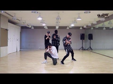 Samuel (사무엘) - 식스틴 (feat.창모) (sixteen) Dance Practice (Mirrored)
