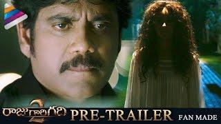 Raju Gari Gadhi 2 Pre Trailer | Akkineni Nagarjuna