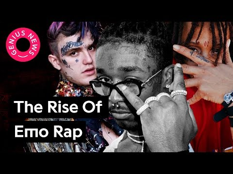 How Lil Peep, Lil Uzi Vert, and Trippie Redd Are Bringing Back Emo | Genius News