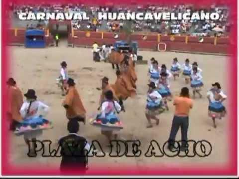 CARNAVAL DE HUANCAVELICA Y AYACUCHO