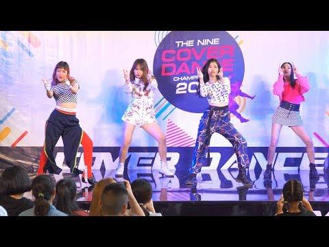 180714 Girls Crush cover BLACKPINK - DDU-DU DDU-DU @ The Nine Cover Dance EP4 (Au)