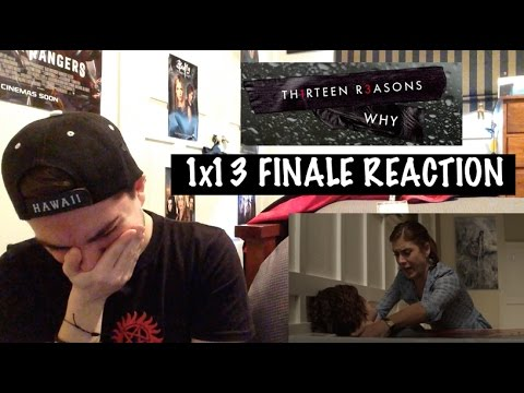 13 REASONS WHY - 1x13 'TAPE 7 SIDE A' FINALE REACTION