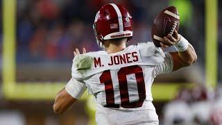 Mac Jones || Alabama Crimson Tide Quarterback|| 2020 Highlights