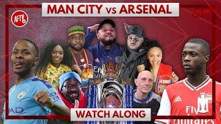 Man City vs Arsenal   Live Watch Along