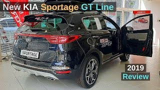 New Kia Sportage GT Line 2019 Review Interior Exterior