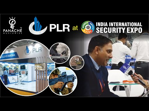 Booth designed and build idea | Punj Lloyd @ IISExpo -2018 | Panache Exhibitions Pvt. Ltd.