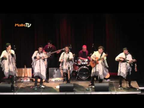 MALKI TV - VIVO POR TI - Los Kjarkas en Ginebra, Suiza (Gira Europa 2013)(HD)