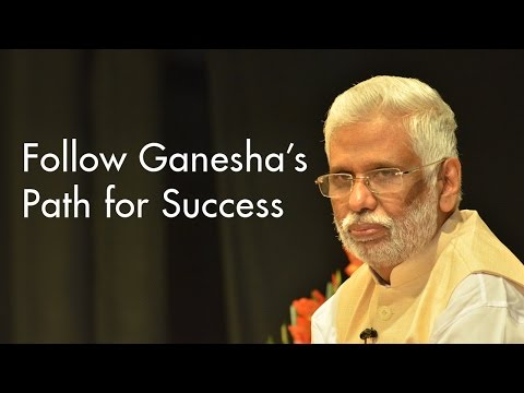 Follow Ganesha's Path for Success