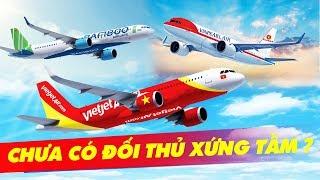 Bamboo Airways Hay Vinpearl Air Ra Mắt, Vietjet Air Vẫn Rộng Đường?
