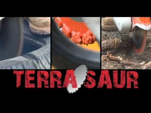 PREMIER DIAMOND Terrasaur Carbide Cluster Demolition Blade