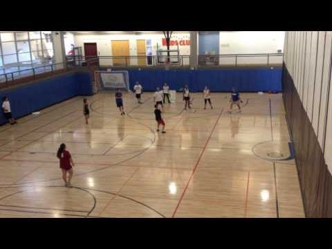 Sabakiball Instructional Video; Playing the Zone Defense