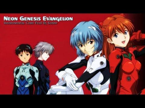 Neon Genesis Evangelion & Instrumental Core Feat Dj Sonny - Zankoku Na Tenshi No These Remix)