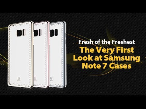 Cases for Samsung Galaxy Note 7 Arrived at TVC Mall