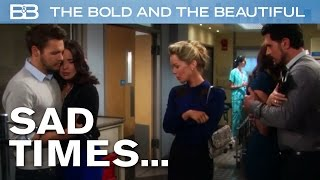 The Bold and the Beautiful / Everyone Finds Out About Hope's Baby...