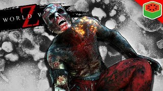 THESE ARE THE WORST KIND OF ZOMBIES! | World War Z
