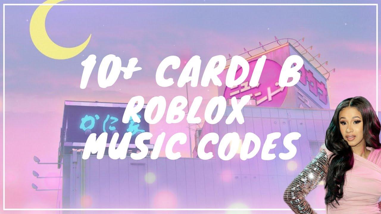 10 Cardi B Roblox Music Codes Id S 2019
