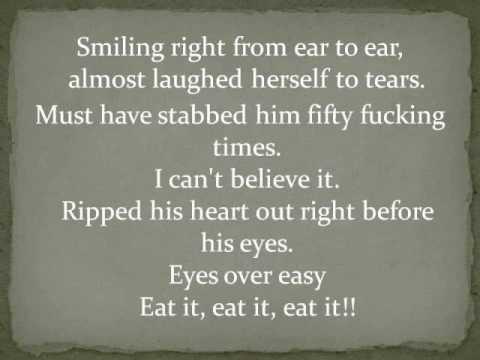 Avenged Sevenfold - A Little Piece Of Heaven with lyrics