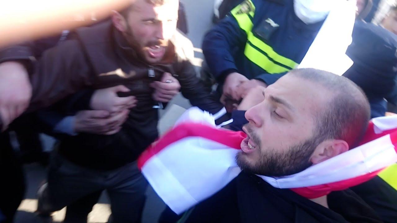Грузинская оппозиция: арест Мелии — это подарок Путину