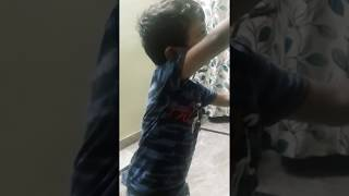 3 years kid singing sunday monday song❤