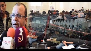 بالفيديو..المدير العام لشركة كازا ترانسبور..الترامواي حل مشكل النقل بالنسبة للبيضاويين و الحصيلة كانت إيجابية   |   روبورتاج