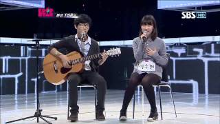 악동뮤지션(Akdong Musician) [다리 꼬지 마 (Don't Cross Your Leg)] @KPOPSTAR Season 2