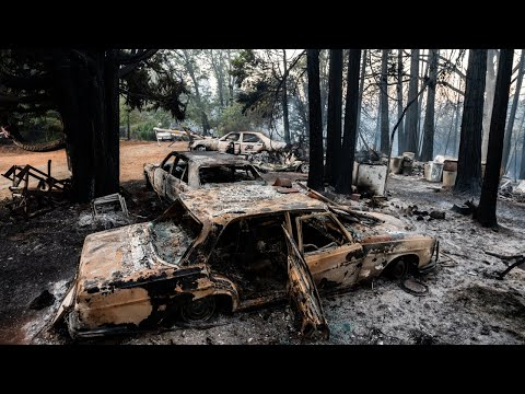 'A Nuclear Bomb Just Went Off', How Residents Describe The River Fire Near Colfax