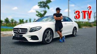 NTN - Đi Mua Xe Mercedes E350 AMG Giá 3 Tỷ VNĐ