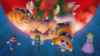 Mario Party 10 - Bowser Party - All Boards (Team Bowser - Master CPU)