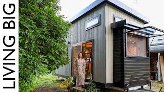 Japanese Meets Scandinavian Design In Zen Inspired Tiny House