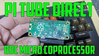 TDL - BBC Micro PiTubeDirect Raspberry Pi Coprocessor