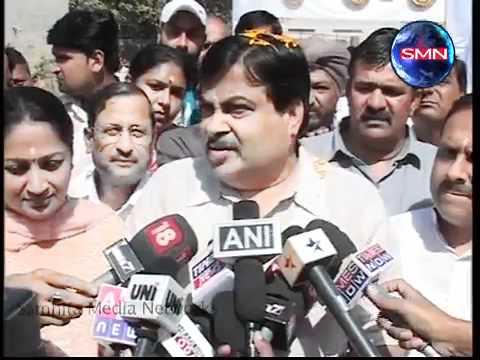 Vote of confidence in Karnataka: Sh. Nitin Gadkari: 11.10.2010