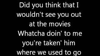 Maddi Jane That Should Be Me Lyrics