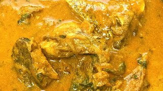 Meen Thala Kulambu in Tamil | Delicious Fish Head Curry | How to make Fish Head Curry