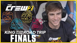 The Crew 2: LIVESTREAM - King of the Road Trip - FINALS   Ubisoft [NA]