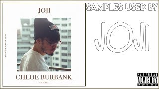 Samples used by: Joji