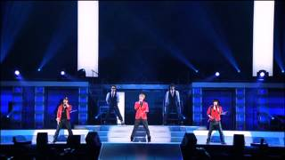 W-inds. BEST LIVE TOUR 2011 try your emotion+W O L+ブギウギ66 +夏空の戀の詩