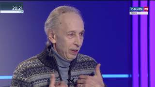 Актуальное интервью Юрий Соснин