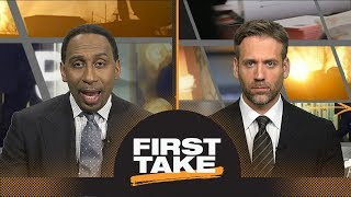 The First Take crew talks about JR Smith only getting suspended for one game | First Take | ESPN