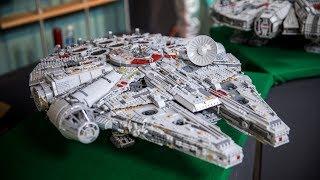 LEGO Ultimate Collectors Series Millennium Falcon (2017) Review!
