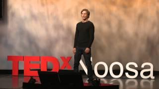 Fear is your best friend   John Cantor   TEDxNoosa