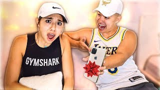 Buying Sister FAKE iPhone 11 For Her Birthday!