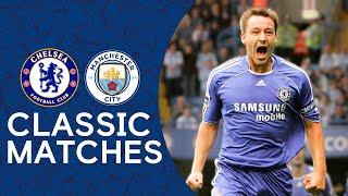 Chelsea 3-0 Man City   Terry, Lampard & Drogba Goals Stun Man City   Classic Highlights