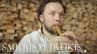 Saulius Petreikis - Lithuanian Folk Instrument - Lumzdelis Saulius Petreikis