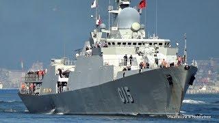 TRAN HUNG DAO ベトナム海軍 改ゲパルト型フリゲート艦